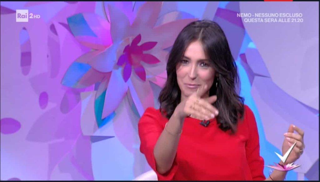 Detto Fatto, il look di Caterina Balivo ed i tutorial di oggi, 6 aprile 2018