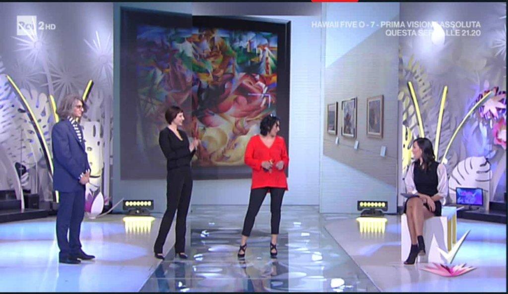 Detto Fatto, il look di Caterina Balivo ed i tutorial di oggi, 20 marzo 2018