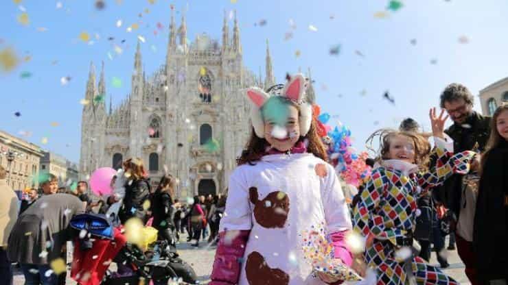Carnevale 2018 : gli eventi da non perdere a Milano e Brescia