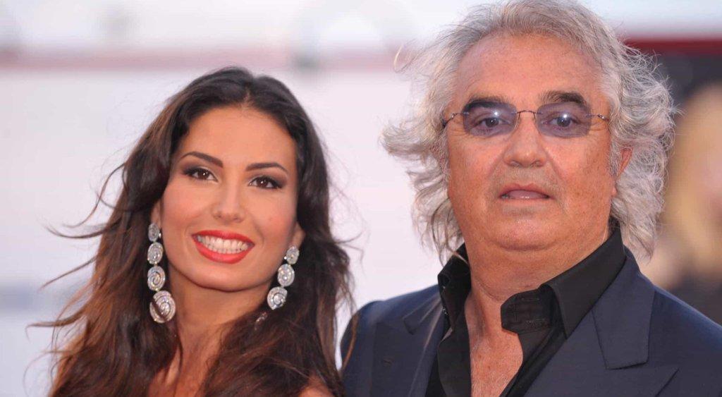 Elisabetta Gregoraci e Flavio Briatore si separano ufficialmente