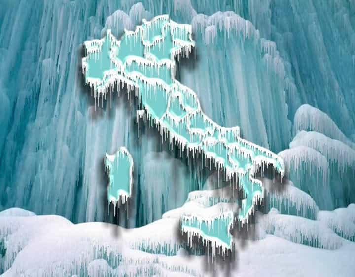 Previsioni meteo: inizio Febbraio di maltempo, con pioggia e neve