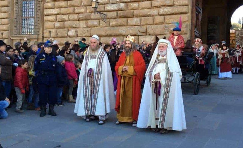 Epifania 2018: la cavalcata dei Magi il 6 gennaio a Firenze