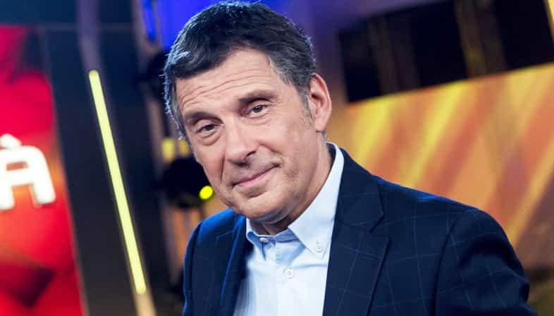 Fabrizio Frizzi racconta del malore che lo ha colpito in un'intervista