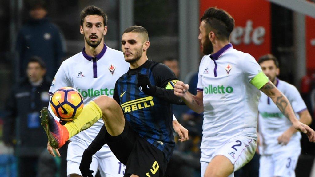 Anticipo Serie A: Fiorentina-Inter apre stasera, venerdì 5 gennaio 2018 la 20esima giornata