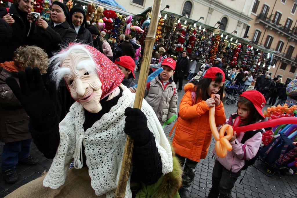 Befana 2018 a Roma: gli eventi di sabato 6 gennaio e dell'intero weekend nella capitale