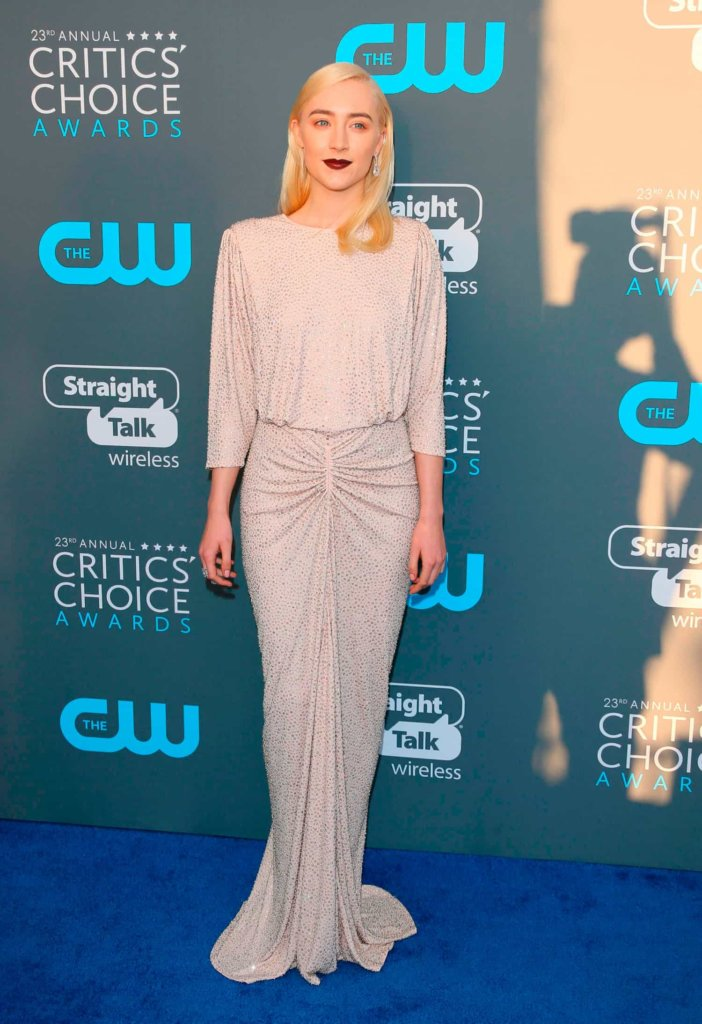Moda, Critics' Choice Awards 2018: i look più belli visti sul red carpet di quest'edizione!