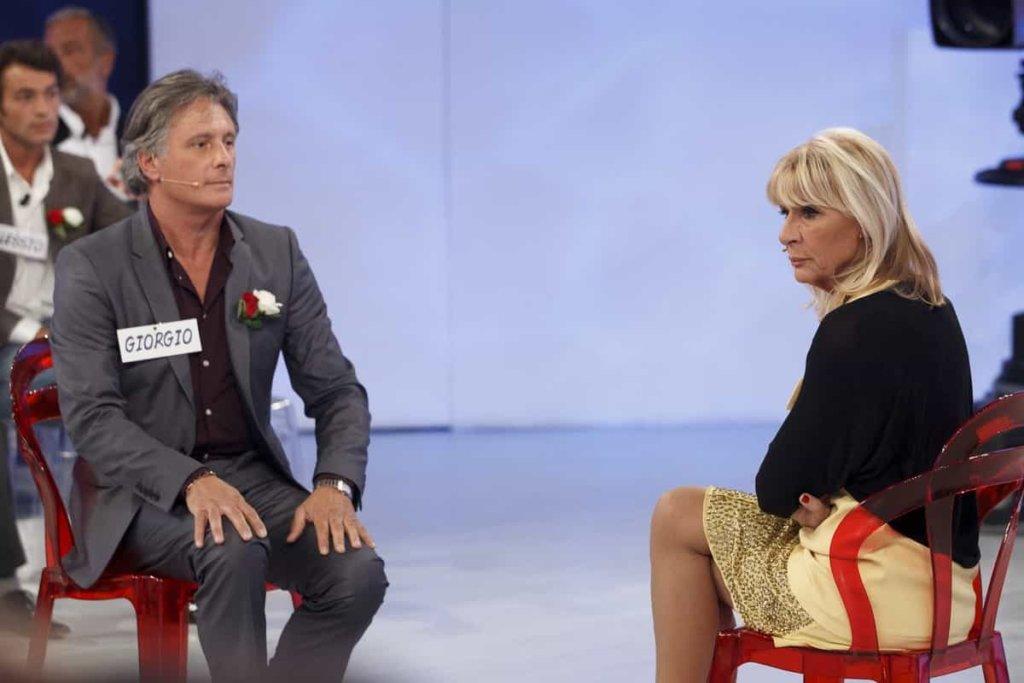 Uomini e Donne: Giorgio Manetti e Gemma Galgani non torneranno mai più insieme