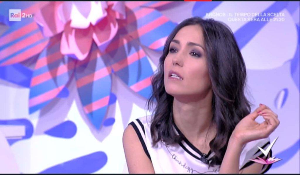 Detto Fatto, il look di Caterina Balivo ed i tutorial di oggi, 23 febbraio 2018