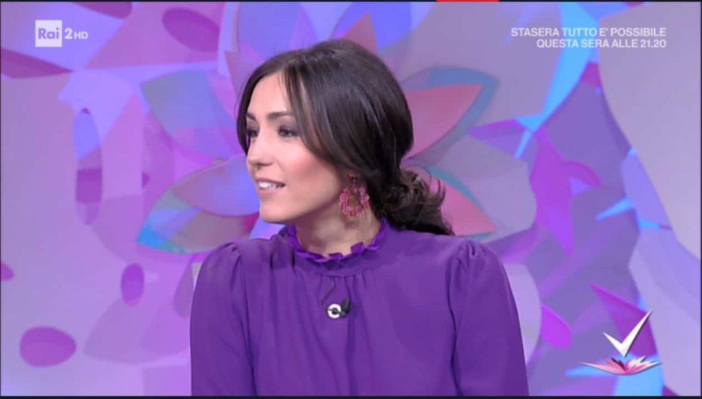 Detto Fatto, il look di Caterina Balivo ed i tutorial di oggi, 27 febbraio 2018