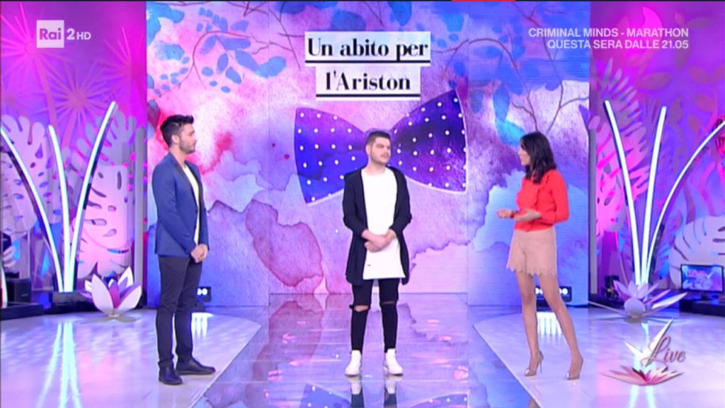 Detto Fatto, il look di Caterina Balivo ed i tutorial di oggi, 7 febbraio 2018