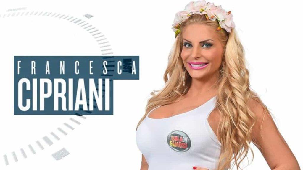 Isola dei Famosi 2018: Francesca Cipriani dovrà testimoniare nel processo Ruby?
