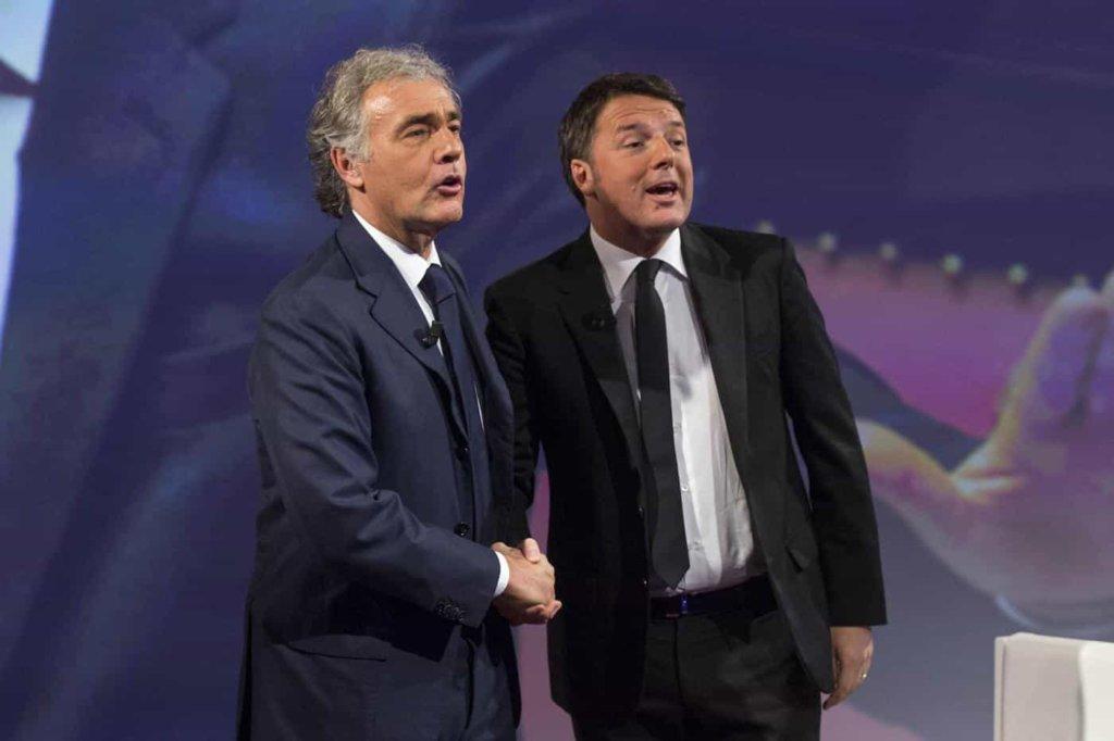 Non è l'arena: le dichiarazioni ed il programma di Matteo Renzi per le prossime elezioni
