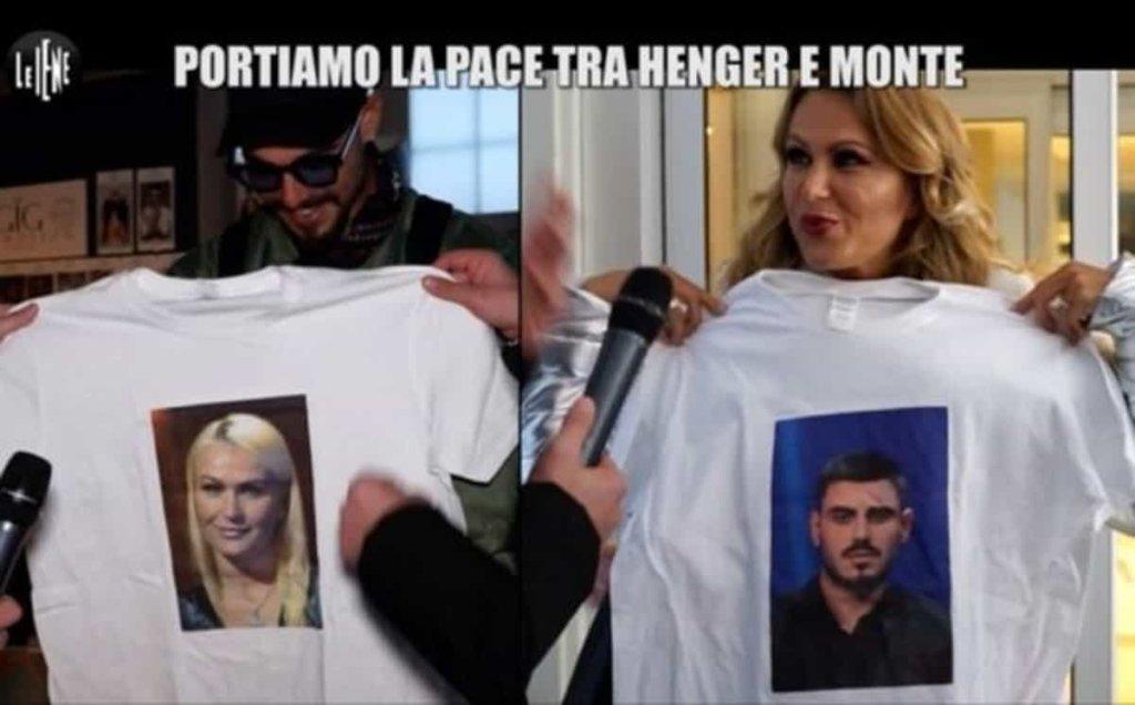 Pace fatta tra Eva Henger e Francesco Monte grazie alle Iene?