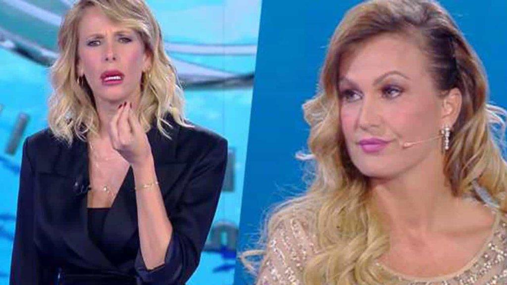 """Isola dei Famosi 2018: lo scontro in diretta tra Alessia Marcuzzi ed Eva Henger sul """"cannagate"""""""