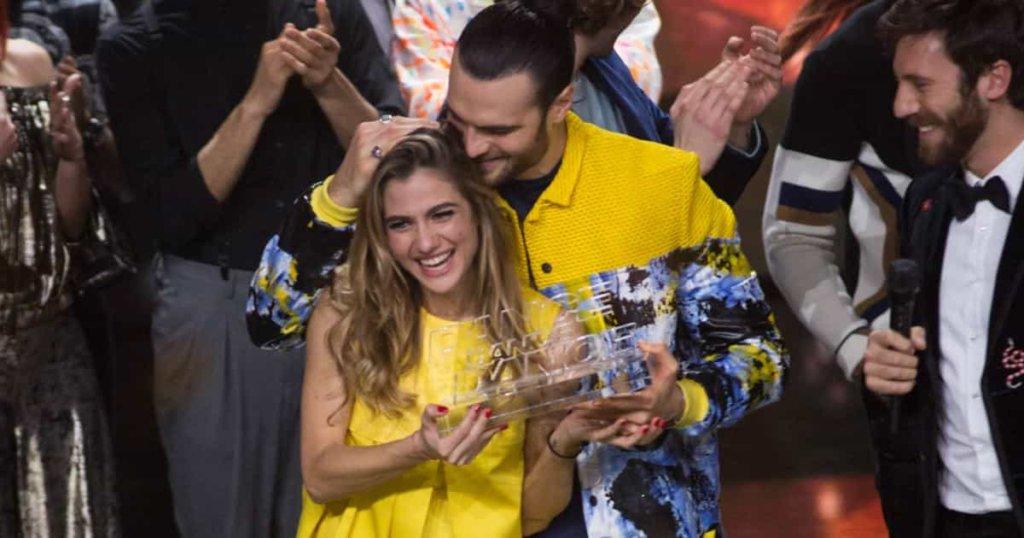 Dance Dance Dance 2, i vincitori della finale: Giulio Berruti e Cristina Marino