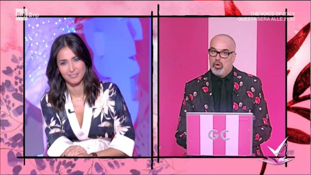 Detto Fatto, il look di Caterina Balivo ed i tutorial di oggi, 22 marzo 2018