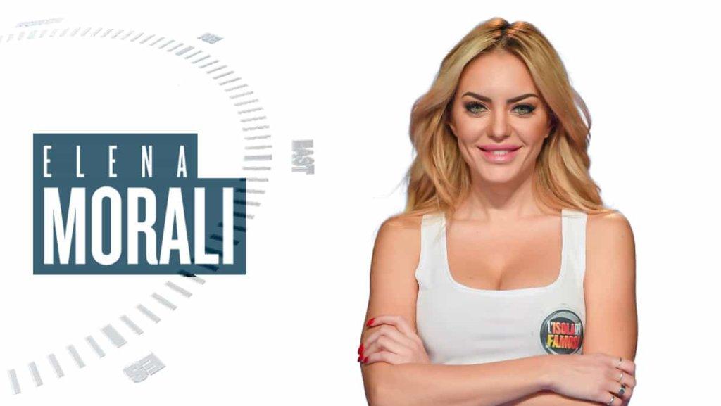 Isola dei famosi 2018: Elena Morali ha utilizzato un cellulare violando il regolamento?