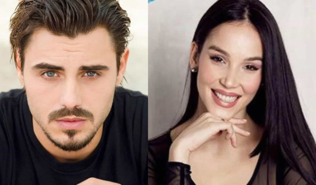 La prima foto di coppia per Francesco Monte e Paola Di Benedetto