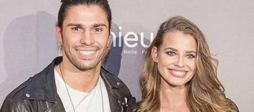 Le Iene: Luca Onestini tradisce Ivana Mrazova con una personal trainer