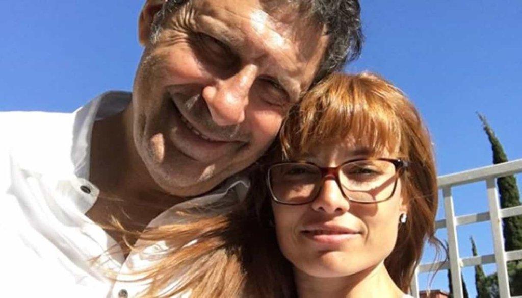Il racconto dell'amore tra Fabrizio Frizzi e Carlotta Mantovan