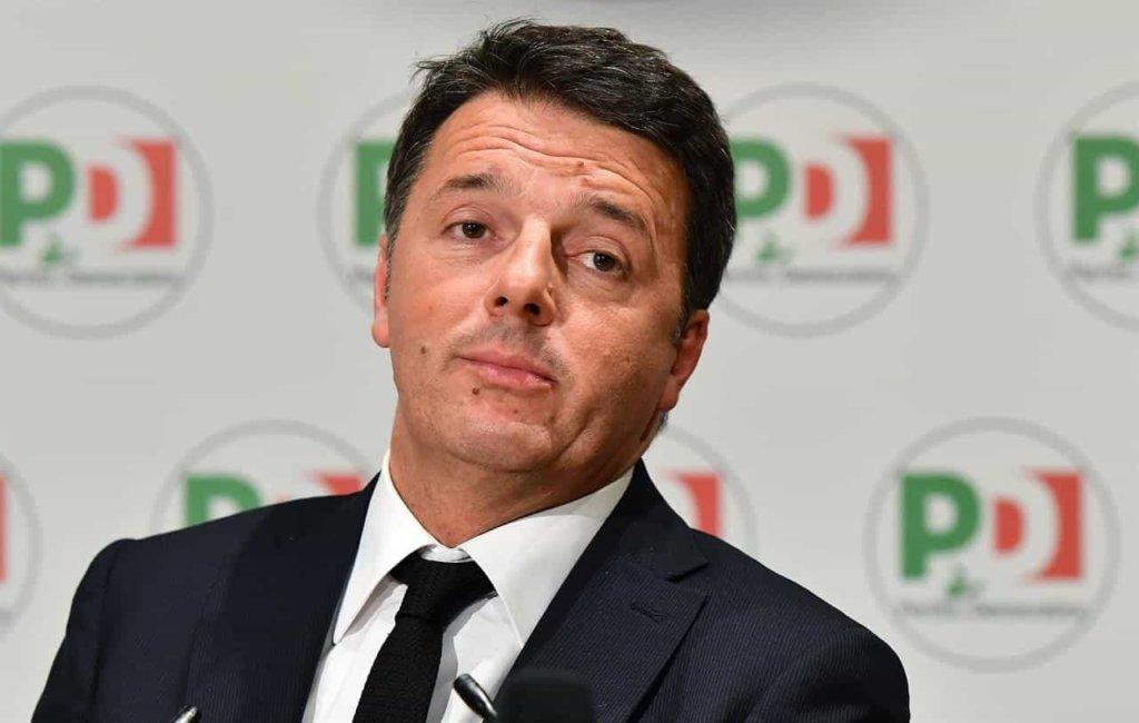 Matteo Renzi annuncia le sue dimissioni da segretario del Pd dopo la sconfitta elettorale