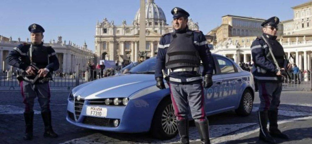 Roma: allarme terrorismo dopo una lettera anonima. Le misure di sicurezza rinforzate