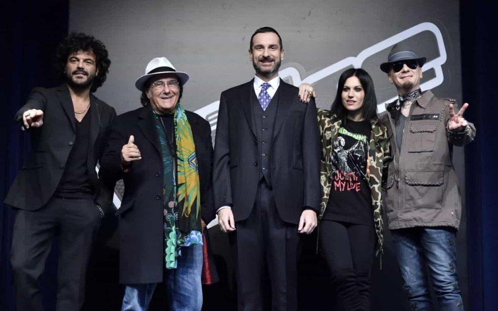 The Voice Italia 2018: al via la quinta edizione del talent da stasera 22 marzo 2018 su Rai2!