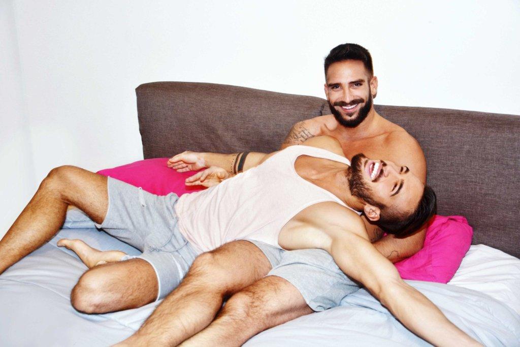 Uomini e Donne: la rottura tra Alex Migliorini e Alessandro D'Amico