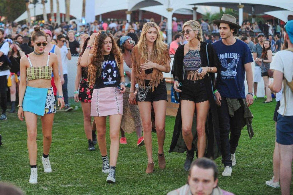 Moda Primavera Estate 2018: i look delle star del Coachella da copiare questa estate