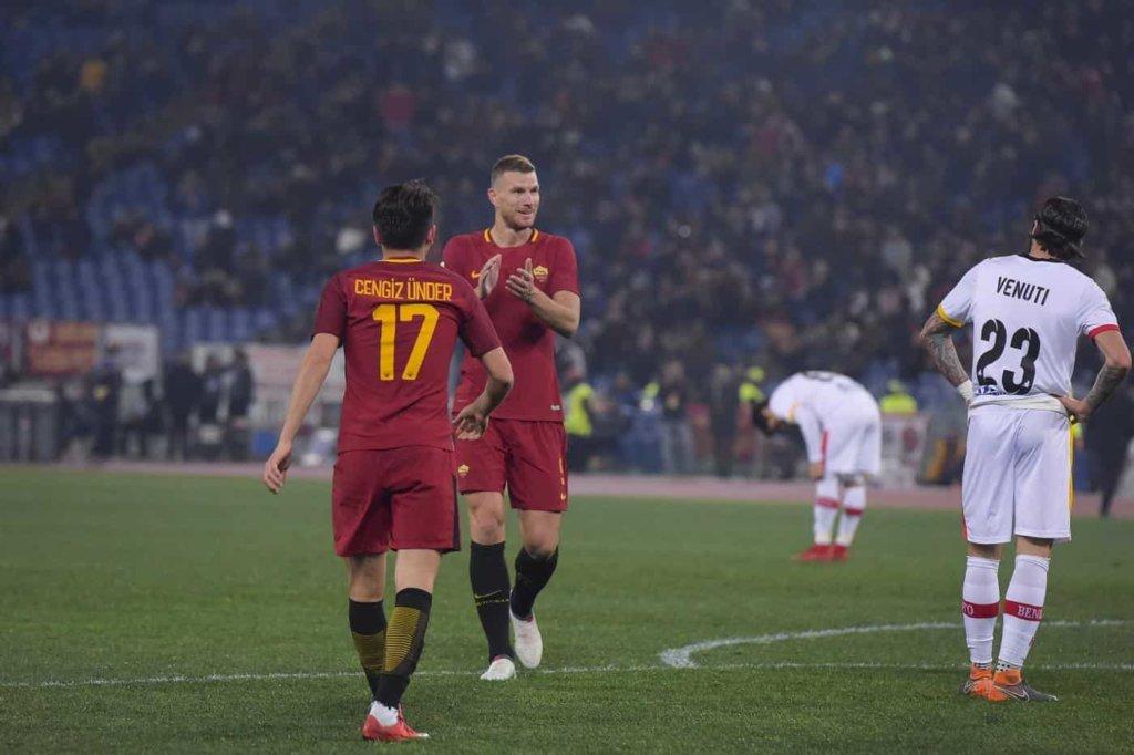 Champions League: Liverpool-Roma, tra i giallorossi confermata la difesa a tre, in attacco c'è Under
