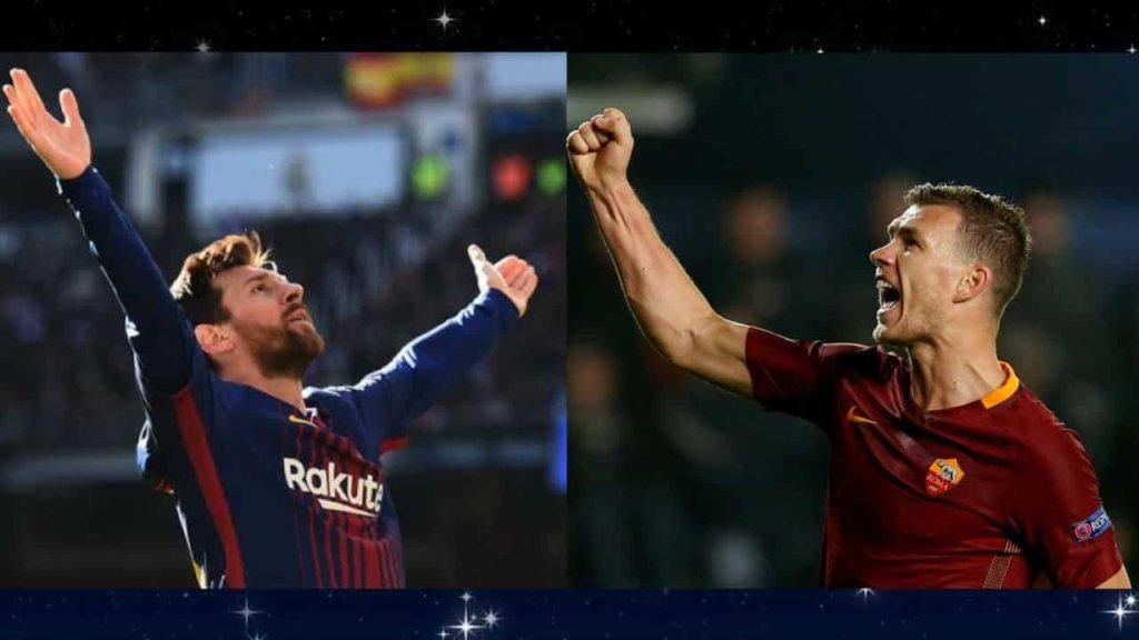 Champions League: andata di quarti di finale, si gioca Barcellona-Roma