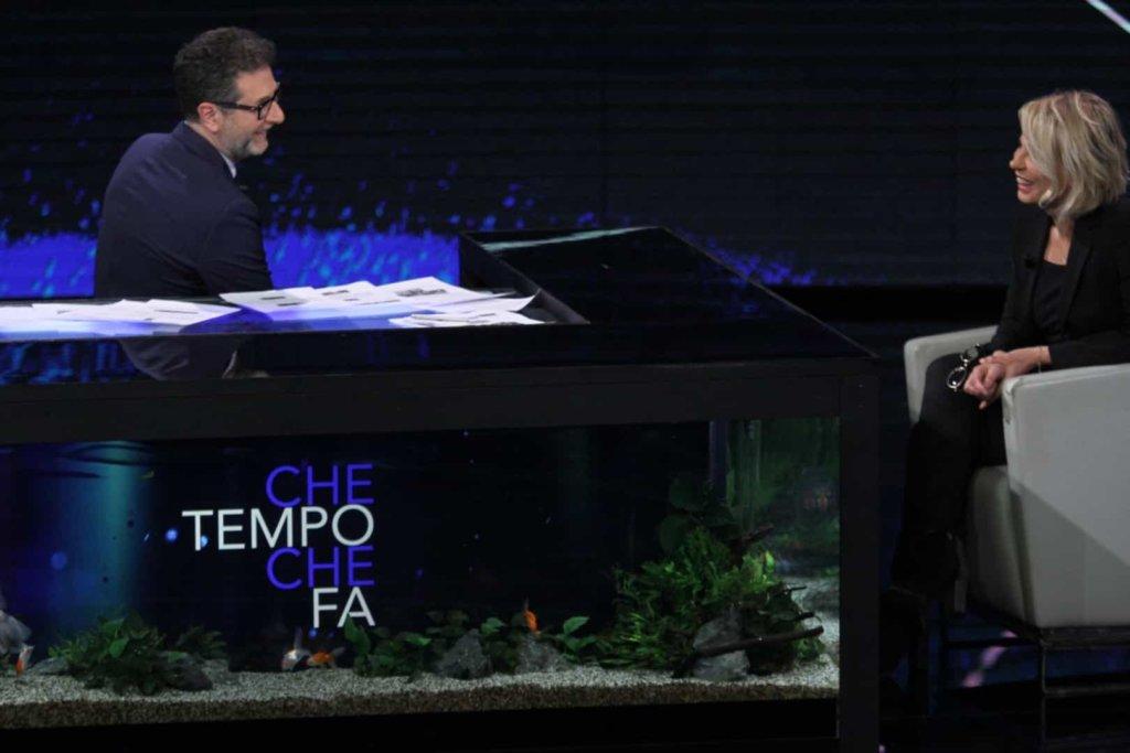 Che Tempo Che Fa: il racconto di Maria De Filippi nel salotto di Fabio Fazio