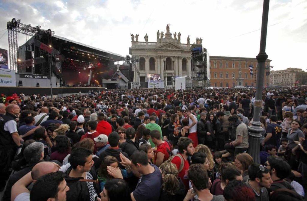 Concerto del primo maggio a Roma: ci sarà anche Ermal Meta