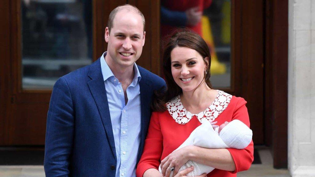 Regno Unito: è nato il terzo figlio di Kate Middleton e William, è un maschio