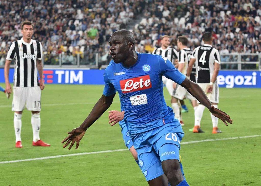 Napoli batte la Juventus 1 a 0: il gol di Koulibaly al 90′ riapre il campionato