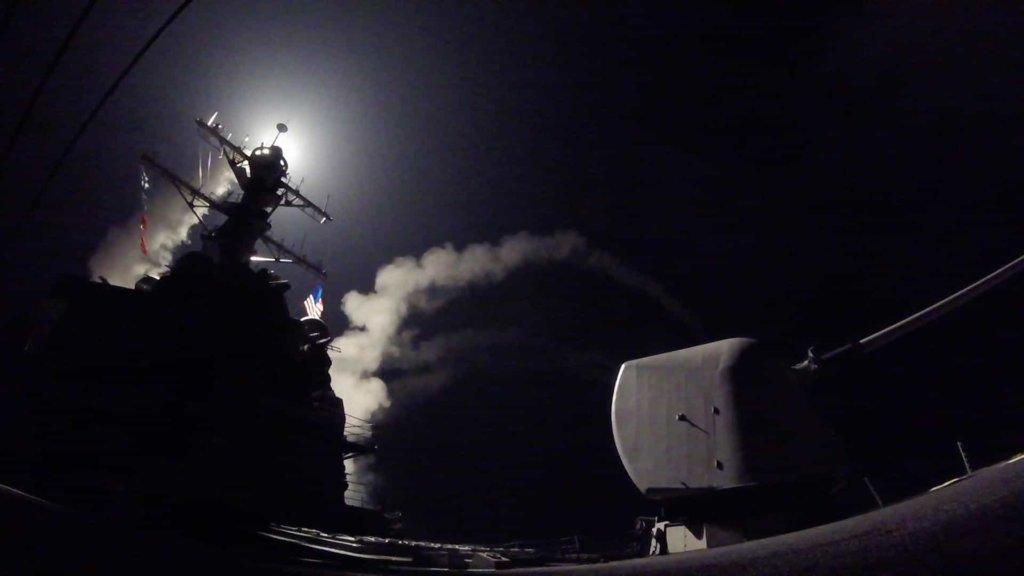 Siria: attacco raid di Usa, Gran Bretagna e Francia contro Assad