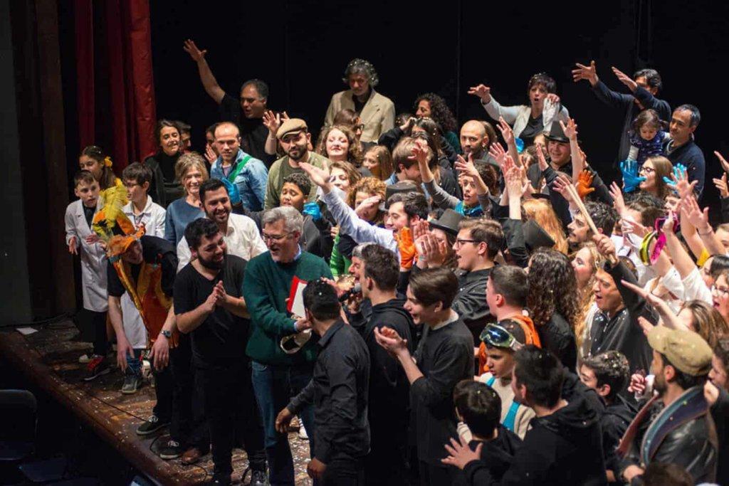 Teatro: va in scena al Teatro Stabile di Napoli il progetto Arrevuoto giunto al tredicesimo movimento