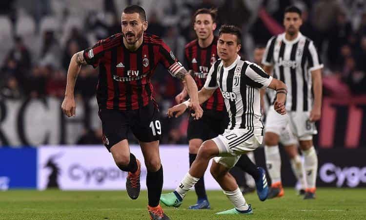 Coppa Italia: trofeo alla Juventus, il Milan battuto 4-0