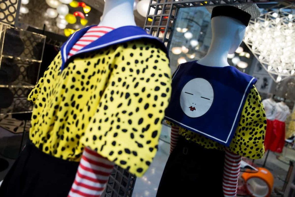 Desigual: una capsule per la PE 2018 firmata dall'artista Jean-Paul Goude