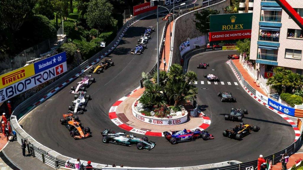 Formula Uno Gp Monaco 2018, Ricciardo conquista la pole!
