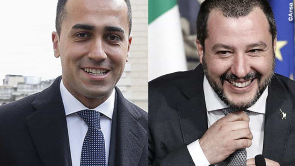 Governo: nuovi contatti tra Matteo Salvini e Luigi Di Maio!