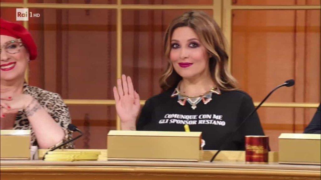Ballando con le stelle 2018: Selvaggia Lucarelli indossa una maglietta contro il Grande Fratello!