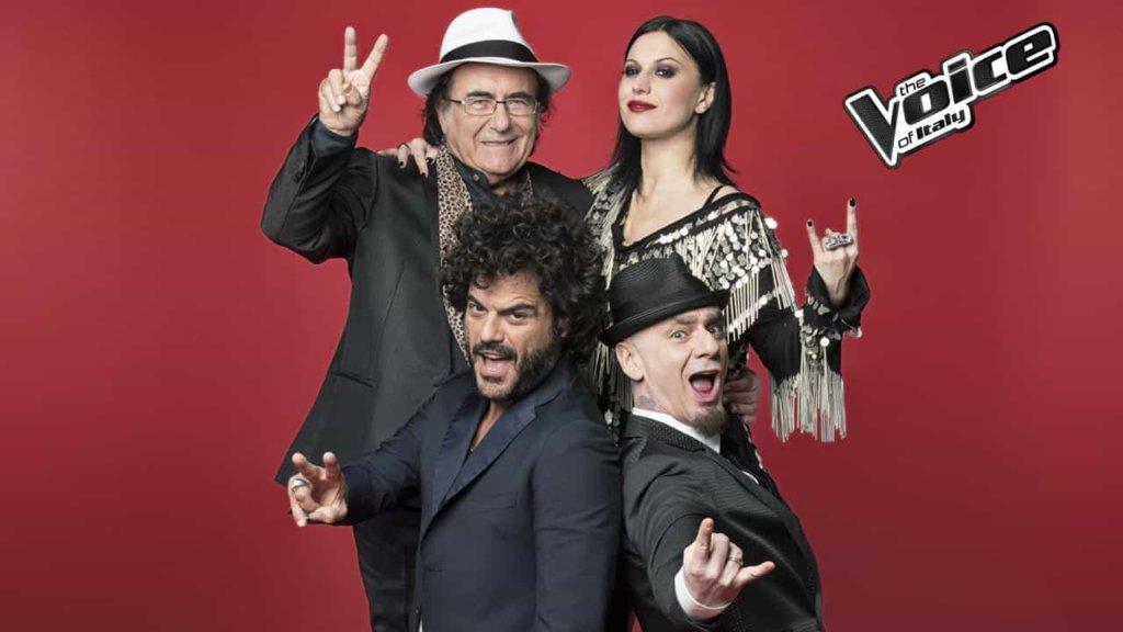 The Voice of Italy 2018, la settima puntata di ieri giovedì 3 maggio: i quattro finalisti
