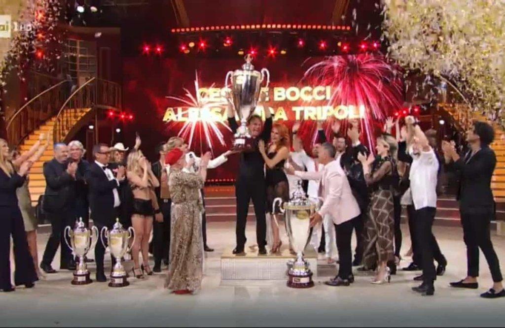 Ballando con le stelle 2018: i vincitori sono Cesare Bocci e Alessandra Tripoli!