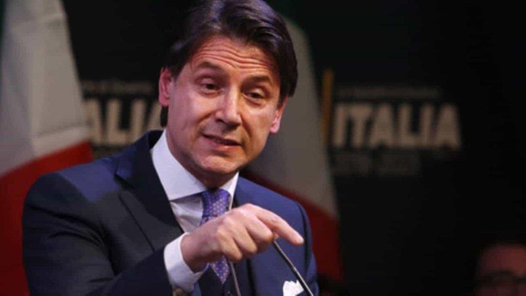 Governo: il discorso del premier GiuseppeConte al Senato per la fiducia