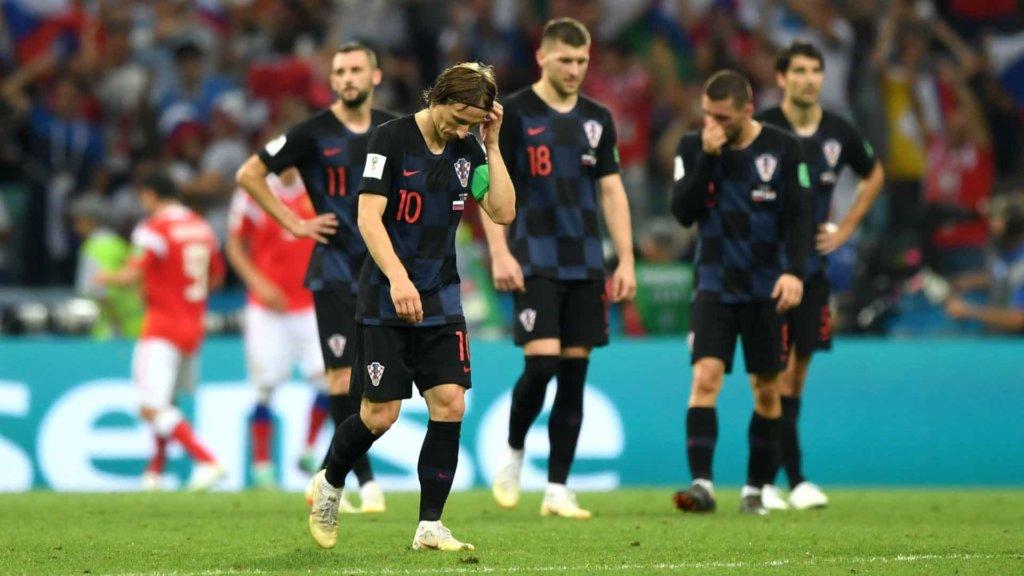 Mondiali Russia 2018: Russia-Croazia termina 5-6 ai rigori, l'Inghilterra vince 2 a 0 contro la Svezia