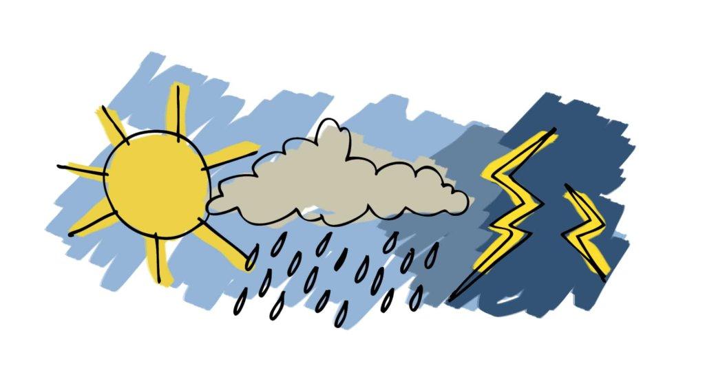 L'alta pressione si espande sull'Italia, pompando aria calda e afosa dall'Africa, prima di un nuovo flop. Ecco quando dovrebbe diminuire.