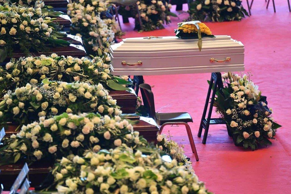 Crollo ponte Morandi: commozione e dolore ai funerali di Stato di ieri sabato 18 agosto 2018!