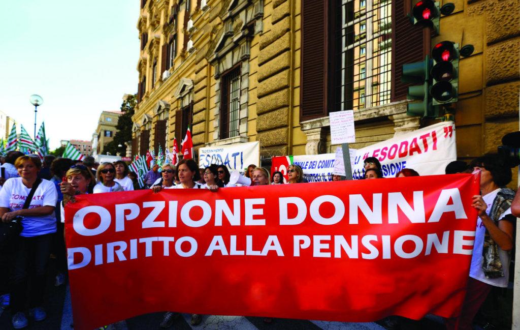 Proroga Opzione Donna: il Movimento Opzione Donna interviene su quanto detto da Salvini in merito allo smantellamento della legge Fornero