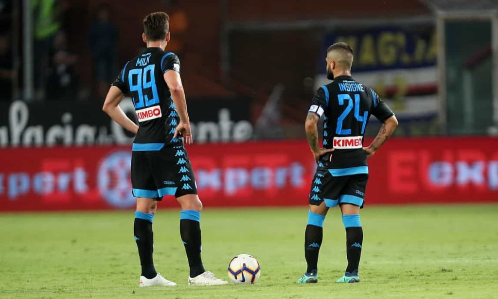 Serie A: la classifica dopo la terza giornata